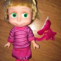 Кукла Маша, в Москве