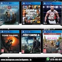 Продажа цифровых версий игр для PS4, в г.Сеул