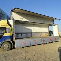 Услуги авто до 10 тонн (борт, будка, рефка, бабочка), в Красноярске