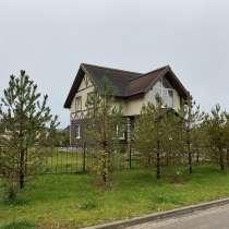 Новый дом 180 м2 на уч-ке 16 сот. в пос. Сосновые берега, в Можайске