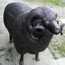 Мангалы скульптурные ввиде животных, в Краснодаре
