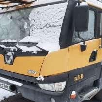Автокран XCMG QY25K5S; 2013 г/в, в эксплуатации с 2014 г, в Новосибирске