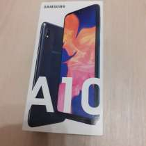 Samsung A10 НОВЫЙ, в Екатеринбурге