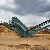 Грохот Powerscreen Chieftain 1700 2013 года, в Санкт-Петербурге