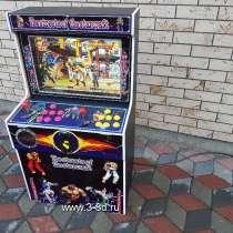 Детский игровой автомат Уличный боец, в Москве