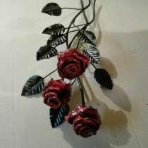 Кованая роза, в г.Витебск
