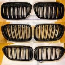 Решётки радиатора в М стиле на BMW 3,4,5 series F30, F10, в Мытищи