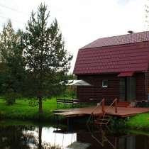 Аренда бани у пруда на 8-10 человек, в Санкт-Петербурге