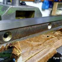 Нож гильотинный по металлу 590*60*16мм в наличии.Ножи гильот, в Нижнем Новгороде