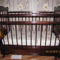 Продам детскую кроватку, в Тольятти