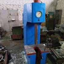 Пресс гидравлический одностоечный П6324 (усилие 25т), в Нижнем Новгороде