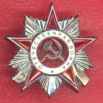 Знак фрачный орден Отечественной войны 2 степени фрачник, в Орле