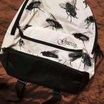 Рюкзак белый с рисунком, в Перми