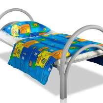 Кровати металлические, Железные кровати для времянок,бытовок, в Москве