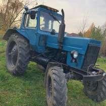 Продаю трактор МТЗ-82, в хорошем состоянии, в Ярославле