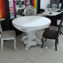 Столы и стулья в классическом стиле, в Иркутске