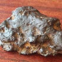 Железный метеорит. Структура - Неймановы линии, в Георгиевске