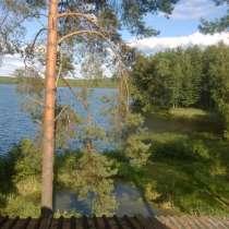 Продам усадьбу на берегу озера Велье, в г.Новополоцк