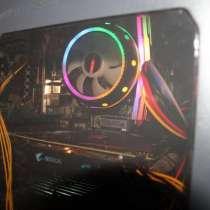 Восьмиядерный Ryzen 7-2700X aorus RX580-8GB, в Самаре