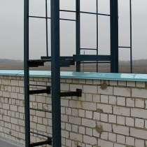 Стальные лестницы-стремянки СГ-22 по серии 1.450.3-7.94.2, в Перми