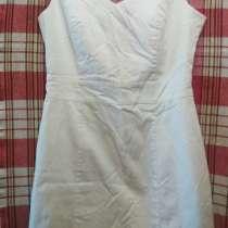 Платье женское белое, в Миассе