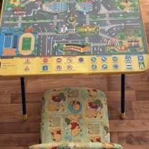 Детский стол и стул, в Нижнекамске