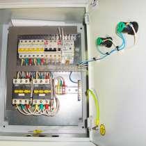 Сборка любых типов электрощитов для дома и производства, в Курске
