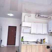 Продам студию статус квартира с ремонтом, в Сочи