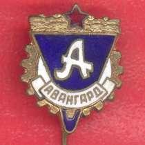 СССР фрачный членский знак ДСО Авангард фрачник спорт, в Орле