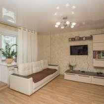 3-х. 114 серии, 64 кв. м. + 7 кв. м. лоджия, в Иркутске