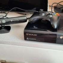 Xbox360 с игровой системой kinect, в Москве