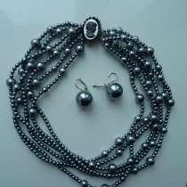 Ожерелье + серьги, в Уфе