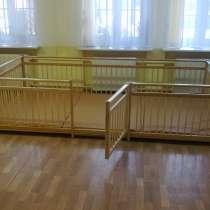 Купить детский манеж для детских учреждений, в Москве