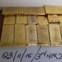 Gold dore bars, в г.Аккра