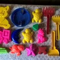 Продам игрушки для песочницы, в Новосибирске