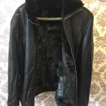 Продам новую кожаную куртку, в Нижневартовске