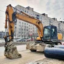 Колесный экскаватор HYUNDAI R170W-7, в Санкт-Петербурге
