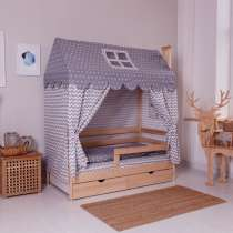 Кроватка-домик Dream Home, в Челябинске