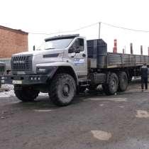 Автомобили и спецтехника УРАЛ, в Омске