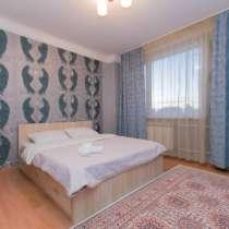 2-х комнатная посуточно в ЖК Авиценна, в г.Астана