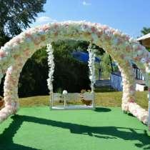 Свадебные арки (качели) и сердца в аренду, для бизнеса, в Краснодаре