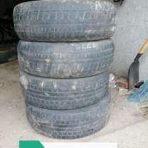 Продам шины разнобой r15 195/65 r14, в Улан-Удэ