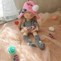 Текстильные куклы ручной работы, в Ангарске