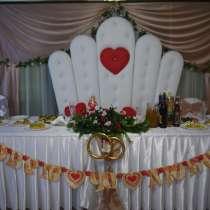Организация свадебного банкета, в Омске