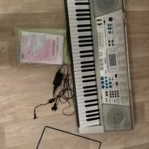 Продам синтезатор (в идеальном состоянии)!Casio, в Санкт-Петербурге