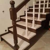 Изготовление лестниц на заказ любой сложности и видов, в г.Бишкек