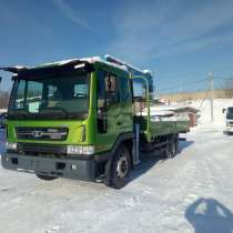 Автокран DAEWOO NOVUS с КМУ DongYang SS1406, в г.Ереван