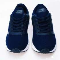 Женские кроссовки, синие, в Подольске