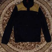 Продам мужскую куртку adidas оригинал. Торг, в Красноярске