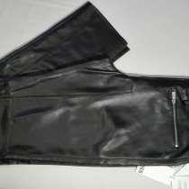 Брюки мужские кожаные Версаче, в г.Rocles
